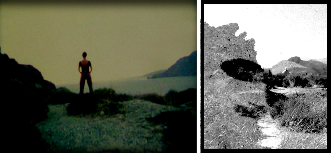 THE LONG HELLO (mit Bruni Sand) - Film   Rudolf Müller Filmemacher & Autor